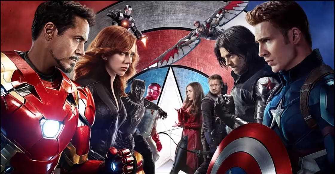 Capitán América: CIVIL WAR [ -VER ONLINE- ]