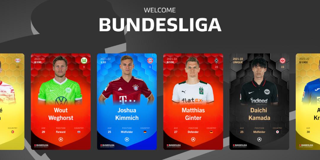 La Bundesliga se une al Fantasy Football Game Sorare